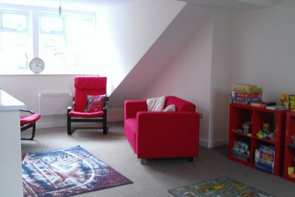 The Loft counselling room